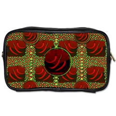 Spanish And Hot Toiletries Bags