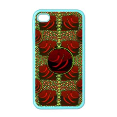 Spanish And Hot Apple iPhone 4 Case (Color)