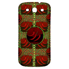 Spanish And Hot Samsung Galaxy S3 S III Classic Hardshell Back Case