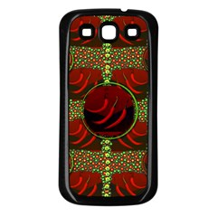 Spanish And Hot Samsung Galaxy S3 Back Case (black)