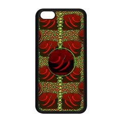 Spanish And Hot Apple iPhone 5C Seamless Case (Black)