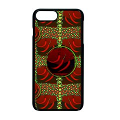 Spanish And Hot Apple iPhone 7 Plus Seamless Case (Black)