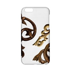 Pattern Motif Decor Apple Iphone 6/6s Hardshell Case