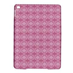 Pattern Pink Grid Pattern Ipad Air 2 Hardshell Cases