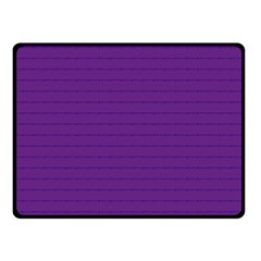 Pattern Violet Purple Background Fleece Blanket (Small)