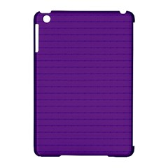 Pattern Violet Purple Background Apple iPad Mini Hardshell Case (Compatible with Smart Cover)