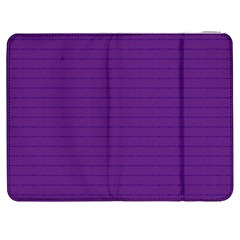 Pattern Violet Purple Background Samsung Galaxy Tab 7  P1000 Flip Case