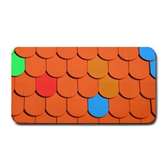Roof Brick Colorful Red Roofing Medium Bar Mats