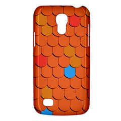 Roof Brick Colorful Red Roofing Galaxy S4 Mini