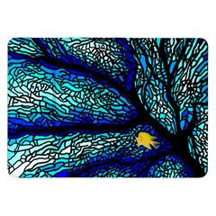 Sea Fans Diving Coral Stained Glass Samsung Galaxy Tab 8 9  P7300 Flip Case