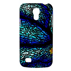 Sea Fans Diving Coral Stained Glass Galaxy S4 Mini