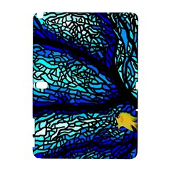 Sea Fans Diving Coral Stained Glass Galaxy Note 1
