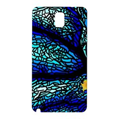 Sea Fans Diving Coral Stained Glass Samsung Galaxy Note 3 N9005 Hardshell Back Case
