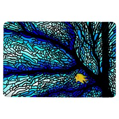 Sea Fans Diving Coral Stained Glass Ipad Air Flip