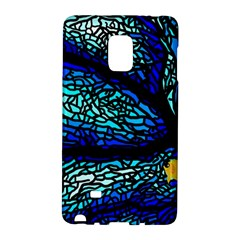 Sea Fans Diving Coral Stained Glass Galaxy Note Edge