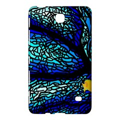 Sea Fans Diving Coral Stained Glass Samsung Galaxy Tab 4 (8 ) Hardshell Case