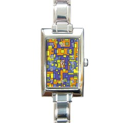 Square Background Background Texture Rectangle Italian Charm Watch