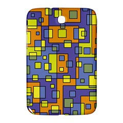 Square Background Background Texture Samsung Galaxy Note 8.0 N5100 Hardshell Case