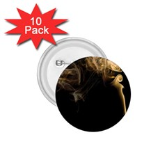 Smoke Fume Smolder Cigarette Air 1.75  Buttons (10 pack)