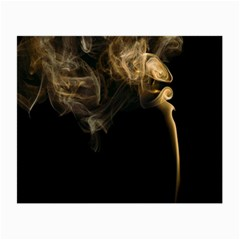 Smoke Fume Smolder Cigarette Air Small Glasses Cloth