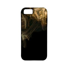 Smoke Fume Smolder Cigarette Air Apple Iphone 5 Classic Hardshell Case (pc+silicone)
