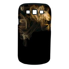 Smoke Fume Smolder Cigarette Air Samsung Galaxy S III Classic Hardshell Case (PC+Silicone)