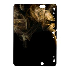 Smoke Fume Smolder Cigarette Air Kindle Fire HDX 8.9  Hardshell Case