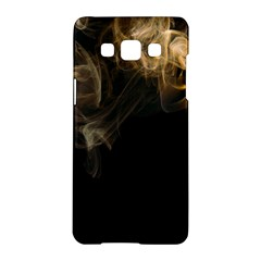 Smoke Fume Smolder Cigarette Air Samsung Galaxy A5 Hardshell Case