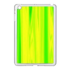 Shading Pattern Symphony Apple iPad Mini Case (White)