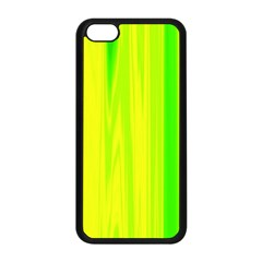 Shading Pattern Symphony Apple iPhone 5C Seamless Case (Black)