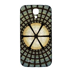 Stained Glass Colorful Glass Samsung Galaxy S4 I9500/i9505  Hardshell Back Case
