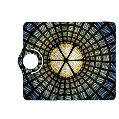 Stained Glass Colorful Glass Kindle Fire Hdx 8 9  Flip 360 Case