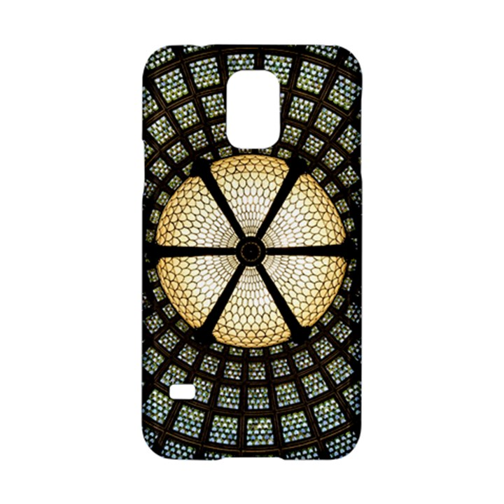 Stained Glass Colorful Glass Samsung Galaxy S5 Hardshell Case