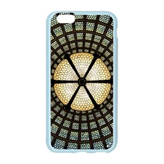 Stained Glass Colorful Glass Apple Seamless iPhone 6/6S Case (Color)