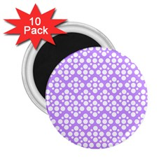 The Background Background Design 2.25  Magnets (10 pack)