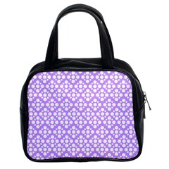 The Background Background Design Classic Handbags (2 Sides)