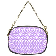 The Background Background Design Chain Purses (One Side)