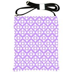 The Background Background Design Shoulder Sling Bags