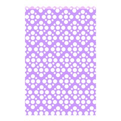 The Background Background Design Shower Curtain 48  X 72  (small)