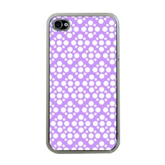 The Background Background Design Apple iPhone 4 Case (Clear)