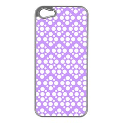 The Background Background Design Apple Iphone 5 Case (silver)