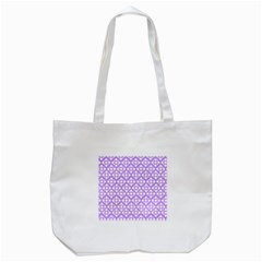 The Background Background Design Tote Bag (White)