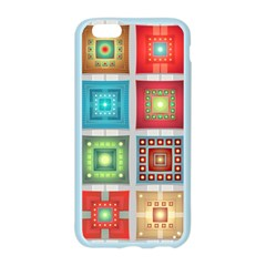 Tiles Pattern Background Colorful Apple Seamless iPhone 6/6S Case (Color)