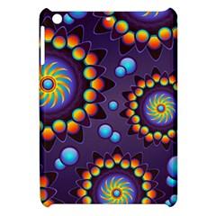 Texture Background Flower Pattern Apple iPad Mini Hardshell Case