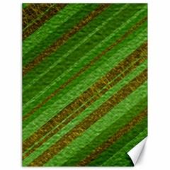 Stripes Course Texture Background Canvas 18  x 24