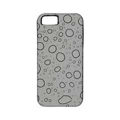 Water Glass Pattern Drops Wet Apple iPhone 5 Classic Hardshell Case (PC+Silicone)