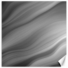 Wave Form Texture Background Canvas 20  x 20