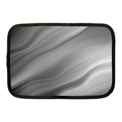 Wave Form Texture Background Netbook Case (Medium)