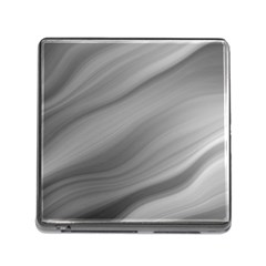Wave Form Texture Background Memory Card Reader (square)