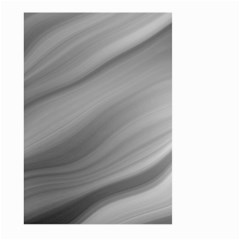 Wave Form Texture Background Large Garden Flag (two Sides)